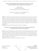 Valentino G. (2021). Simulazione e dissimulazione a sostegno di politica e amore sullo sfondo della trattatistica del Cinquecento.